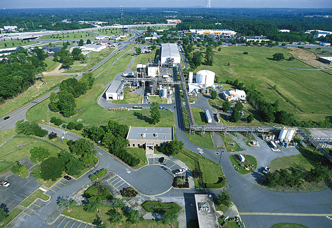 InChem Rock Hill facility