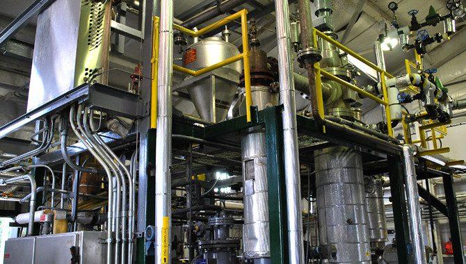 thin film distillation