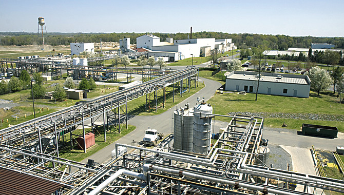 Custom Chemical Manufacturing at InChem